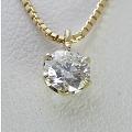 ダイヤモンドネックレス 0.40ct