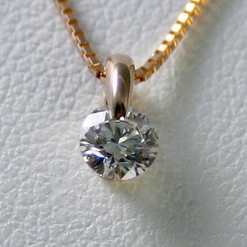 ダイヤモンドネックレス 0.2ct